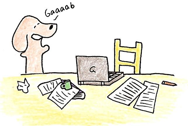 Skrivebord 2
