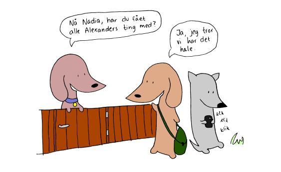 Alexanderbesøga