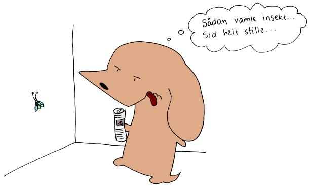nuttede dyr tegninger